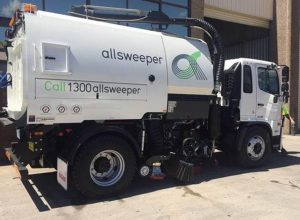 All Sweeper - NSW's largest road sweeping company