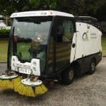 floor scrubber hire