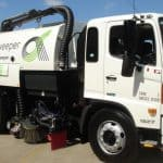 Sydney road sweeper hire