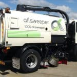 Road sweeper hire in Sydney